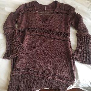 Free People Knit Tunic